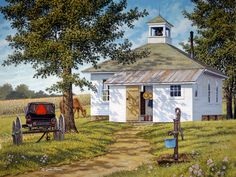 Country School John Sloane