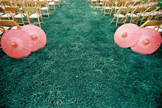 Aisle Markers