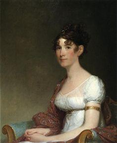 Mrs Harrison-Gray, by Gilbert Stuart, 1809 houses, art paintings, happy birthdays, gilbert stuart, museums, american art, jane austen, hairstyl, portrait