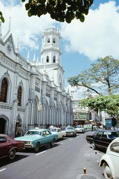 Caracas Vintage, la Caracas de ayer. Catedral de Caracas
