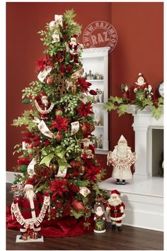2013 RAZ Merry Mistletoe Collection