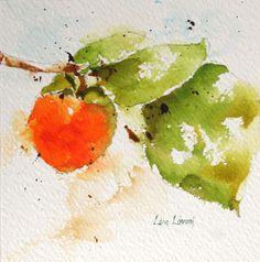 Lisa Livoni   WATERCOLOR artist lisa