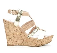 Sole Society - Cut out wedges - Serina