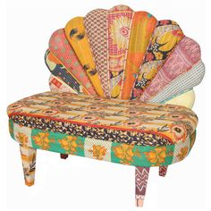 Peacock Love Accent Chair