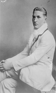 Royal House Order of Hohenzollern - Prince Tassilo Wilhelm Humbert Leopold Friedrich Karl of Prussia (April 6, 1893 – April 6, 1917) was a German prince & horse rider who competed in the 1912 Summer Olympics. Prince Friedrich Karl von Preußen was born in Schloss Klein-Glienicke, Potsdam/Berlin. He was the son of Prince Friedrich Leopold of Prussia (1865–1931) & Princess Louise Sophie of Schleswig-Holstein-Sonderburg-Augustenburg (1866–1952) & a grandson of Prince Frederick Charles of Prussia.