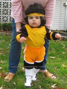 Adorable Baby Teen Wolf Costume... Coolest Halloween Costume Contest