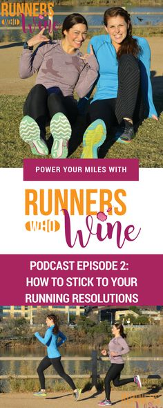 Runners Who Wine Pod