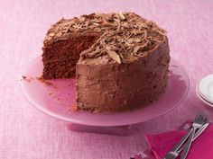 """A Gooey, Decadent Chocolate Cake"", Total Time: 2 hr 20 min, Prep 1 hr 0 min, Inactive 45 min, Cook 35 min, Yield: 6 to 8 servings, Level: Intermediate 