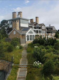 dream coastal home