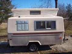 1971 10 Hunter Compact Jr Curbside Bolers Campers Caravans And