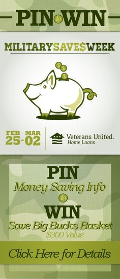 Military Saves Week: Win the $300 gift basket  Gift basket includes: $150 visa gift card, Dave Ramsey's Financial Peace University Starter Bundle, T-shirts, and assorted other tools and treats!   Check out the post for full details so you can WIN! (Here is a great #MilSpouse opportunity to empower others while getting a chance to win!)