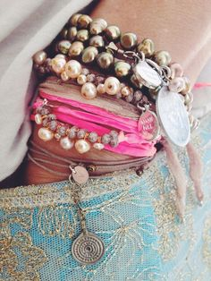 VYVYN Hill bracelet, hill, fashion, hacer, acessório, ideasjewelri, boho, bohemian, armyyi