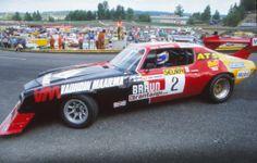 Keke Rosberg - 1981 - Camaro