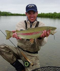 Mousing for Rainbow Trout – 5 Tips.