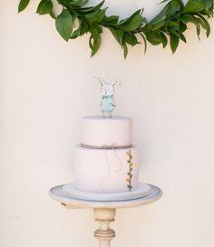tarta de primer cumpleaños