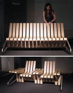Awesome bench turning table! Hopefully it has a safety latch on the back!