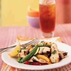 lemon salad, lemons, chicken breasts, chicken recipes, salad recipes