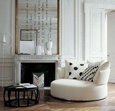 big comfy chair!