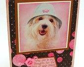 Sympathy card loss of dog
