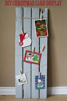 DIY Christmas Card D