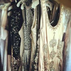 Sparkles, sequins and fringe!