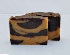 Cold Process Handmade Cinnamon & Ginger Soap Recipe