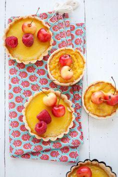 Mini tarts and pies