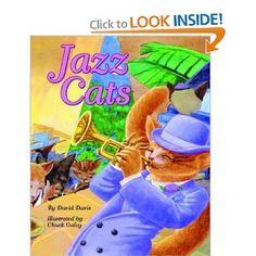 """Jazz Cats"" by David Davis"