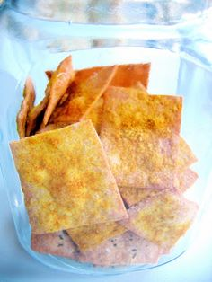 Spelt Sourdough Crackers and tons of other sourdough recipes