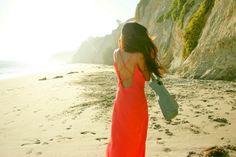 fashion fade, maxi, color, street style, beach