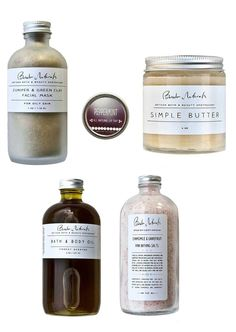 Beridian Naturals All Natural Bath and Body Products