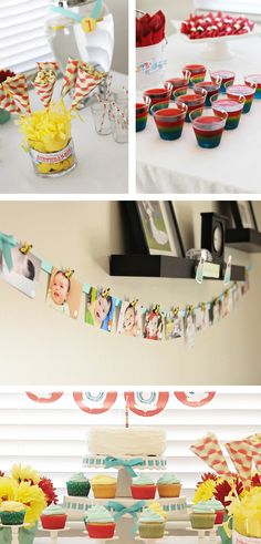 Darling party ideas.