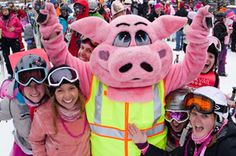 Pink Vail Fights Cancer