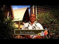 Hawaiian Word of the Week: ho'omaha  vacation