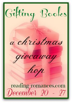Read For Your Future: Gifting Books giveaway hop  Dec 20-27