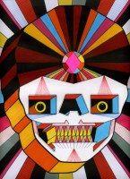 Robot Skulls by Bonethrower