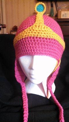 Princess Bubblegum from Adventure Time hat