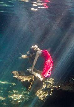"""A deeper look into """"mermaid yoga"""""""