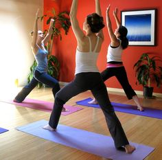 weight loss yoga     i love it