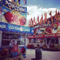 Sunshine Fair in Schoharie County NY