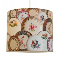 Lampenkappen pimpen on Pinterest  Lamps, Door De and Haken
