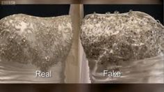 Are you willing to take the risk by ordering online?  #bridalblog #counterfeit