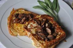 Savory Gruyère Stuffed French Toast recipe on Food52.com
