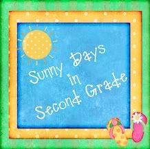 Sunny Days in Second Grade  sunnydaysinsecond...