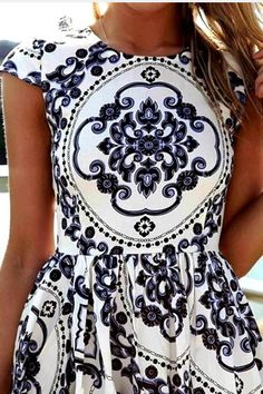 summer dresses, woman fashion, summer fashions, pattern, fashion styles
