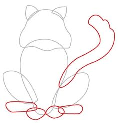 """TLC """"How to Draw a Cat"""""""