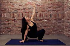 Stretches for tight hips...a must for me and anyone who spends a fair amount sitting during the day.