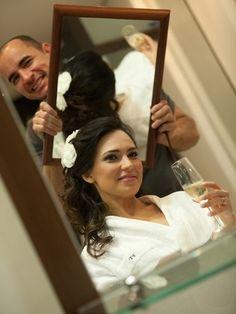 Dia da noiva em domicílio: uma boa ideia que deve ser bem pensada.