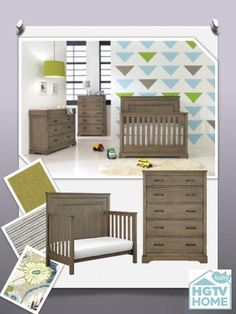 Get the Look: Find DIY tips from HGTV experts and discover which HGTV HOME Baby Collection fits your style, available at @buybuybaby