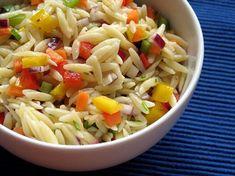 Confetti Orzo Salad
